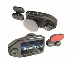 Papago Gs76032g Gosafe 760 Full Hd Dual-camera Dash Cam With