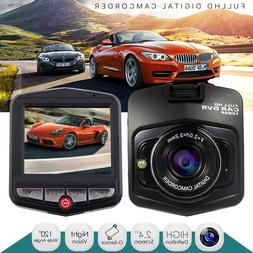 GT300 2.4 Full HD 1080P Car DVR Vehicle Camera Video Recorde