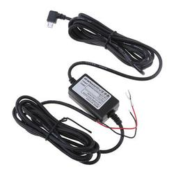 Hard Wire Car Charger Power Cable Kit For Auto Dash Cam DVR