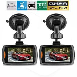 HD 1080P Car DVR Vehicle Camera Video Recorder Dash Cam + Mi