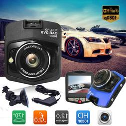 HD Car DVR Camera Audio Recorder Night Vision Mini Camera Da