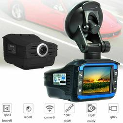 HD Car Hidden DVR Recorder Rearview Video Dash Cam Camera La