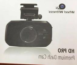 WheelWitness HD PRO – Premium Dash Cam Brand new