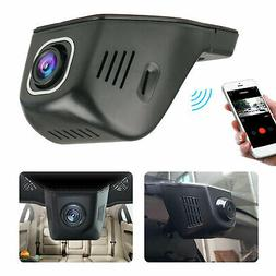 hidden car hd 1080p wifi dvr vehicle