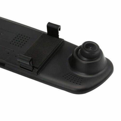 1080P DVR Cam and Rear Video