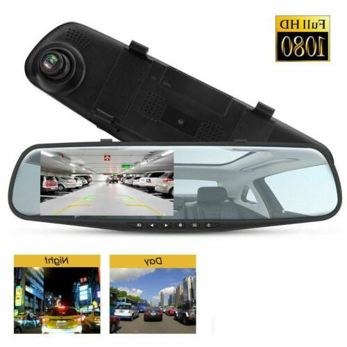 1080P DVR Dash and Video