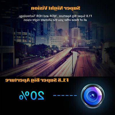 """4"""" HD Car Camera Recorder Dash Cam For DTC"""