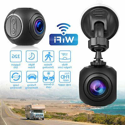 1080p car wifi dash cam video recorder