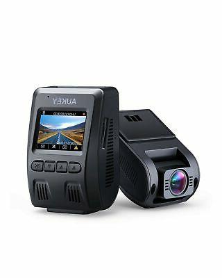 1080p dash cam with 170 wide angle