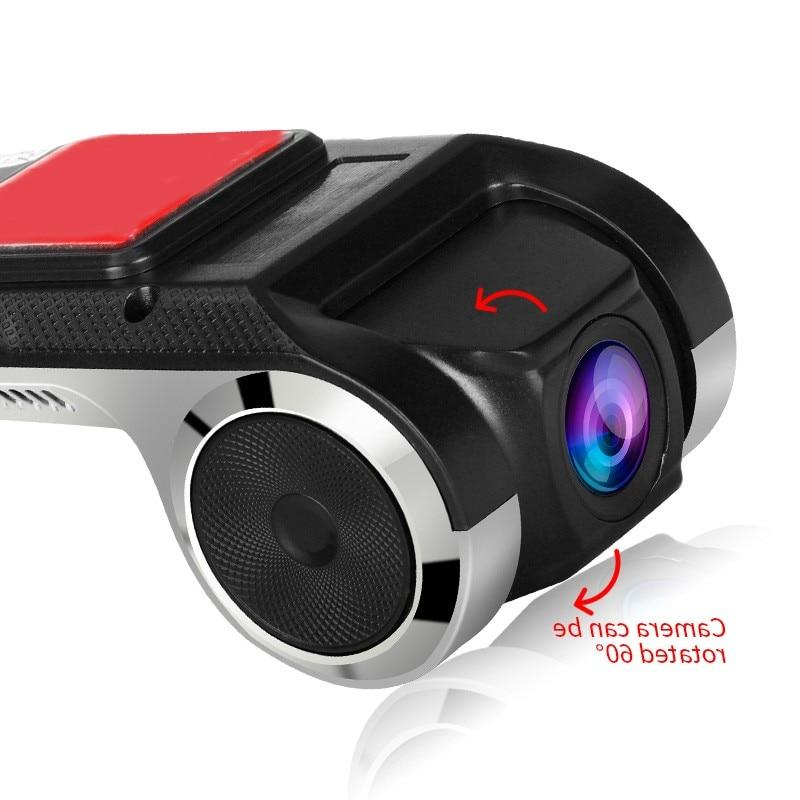 1080P HD Car Camera Android <font><b>USB</b></font> Car Digital Camcorder <font><b>Hidden</b></font> Night Dash Registrar