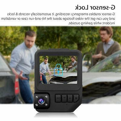 "2.3"" Lens Car Dashboard Video Cam"