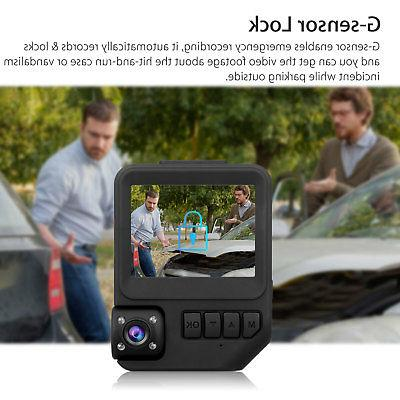 "2.3"" Lens Car Dashboard Video Recorder Dash Cam"
