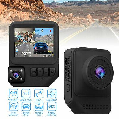 2 3 1080p dual lens car dashboard