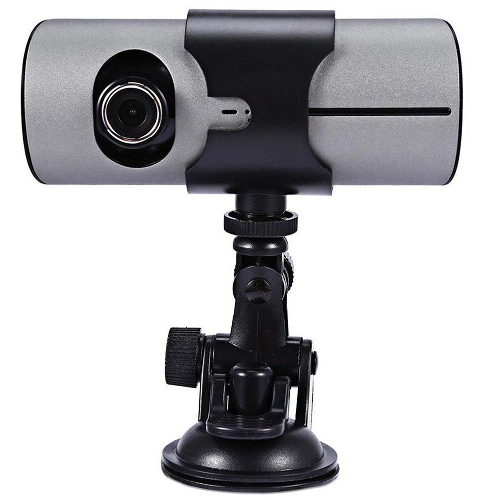 2.7 Angle Driving Recorder USB High Definition G HD Dual Car <font><b>Dash</b></font> Motion