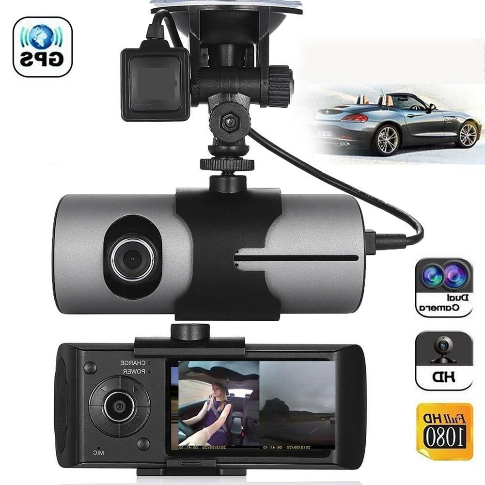 2 7 inch wide angle driving recorder