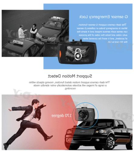 "3"" Car DVR Video Recorder Night Vision G-Sensor Dash"