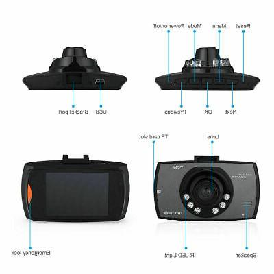 "3"" Car Recorder Night Camera Dash"