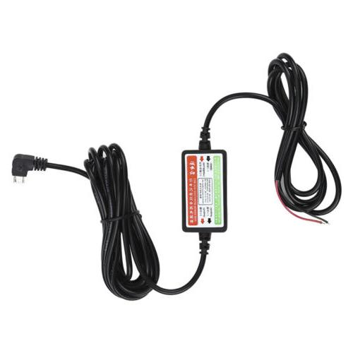 3 meter Cable Hard Wire Kit 5V Adapter Micro USB for Mini 2,