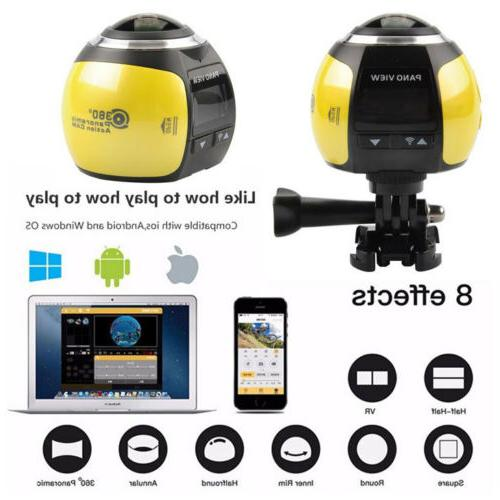 1080P Sports Action Driving Cam 32GB