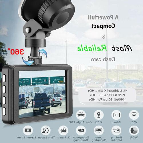 TOGUARD Cam WiFi HD Parking