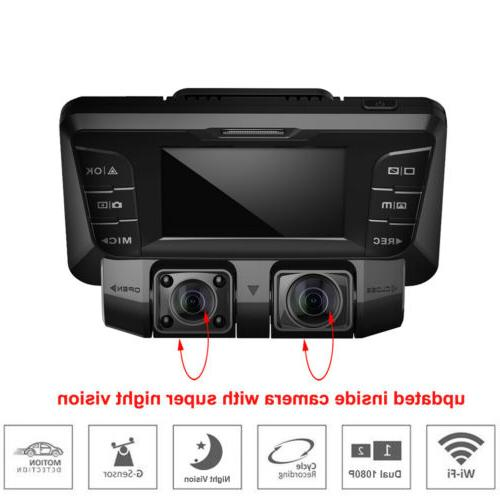 4k hidden wifi hd car dvr video