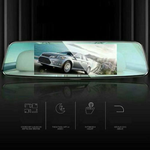 7 inch View Mirror Dual