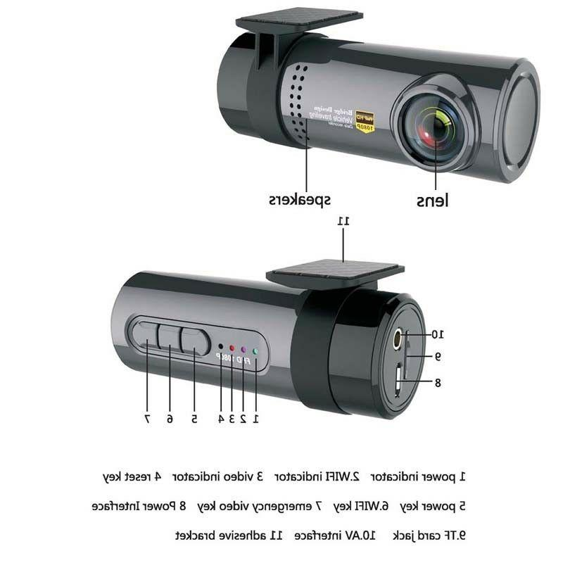 Anstar WiFi Camera Cam 140 360 Degree