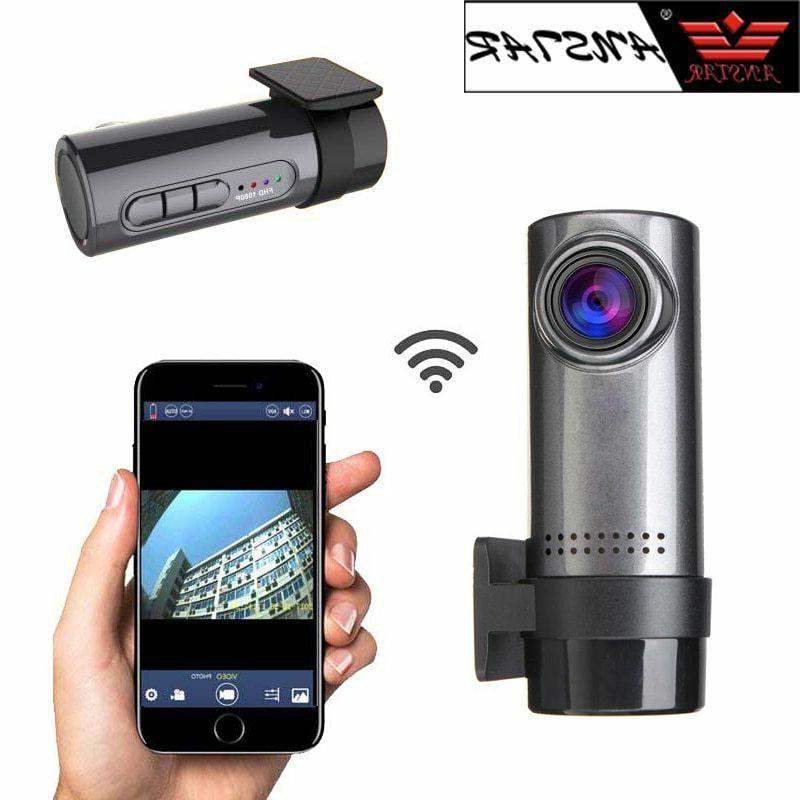 anstar wifi car dvr camera night vision