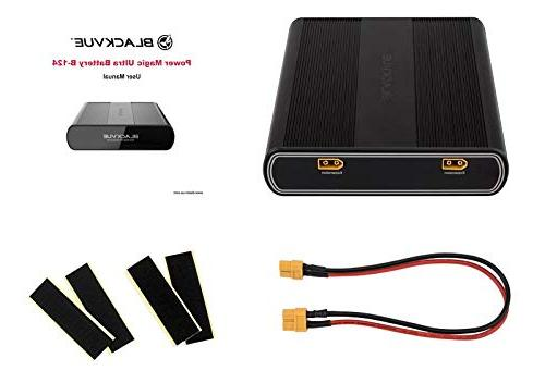 Blackvue Power Ultra Battery Vehicle Battery Discharge