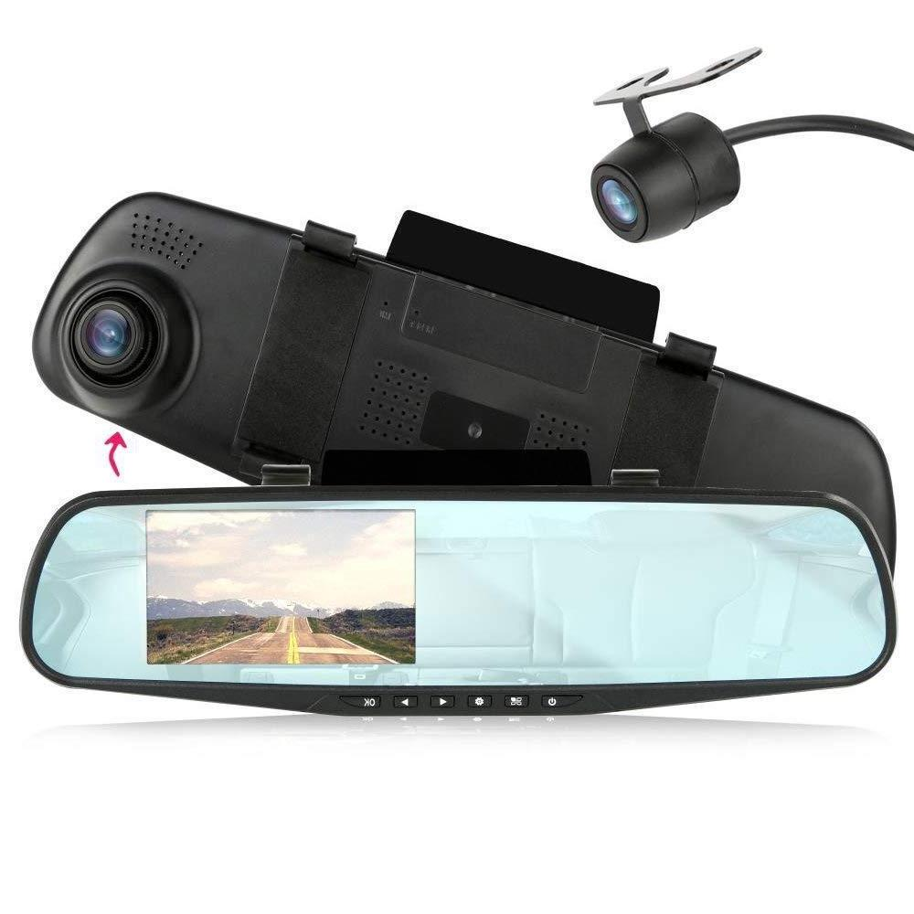Pyle Backup Dash Cam Car Rear View 4.3 Inch !!!