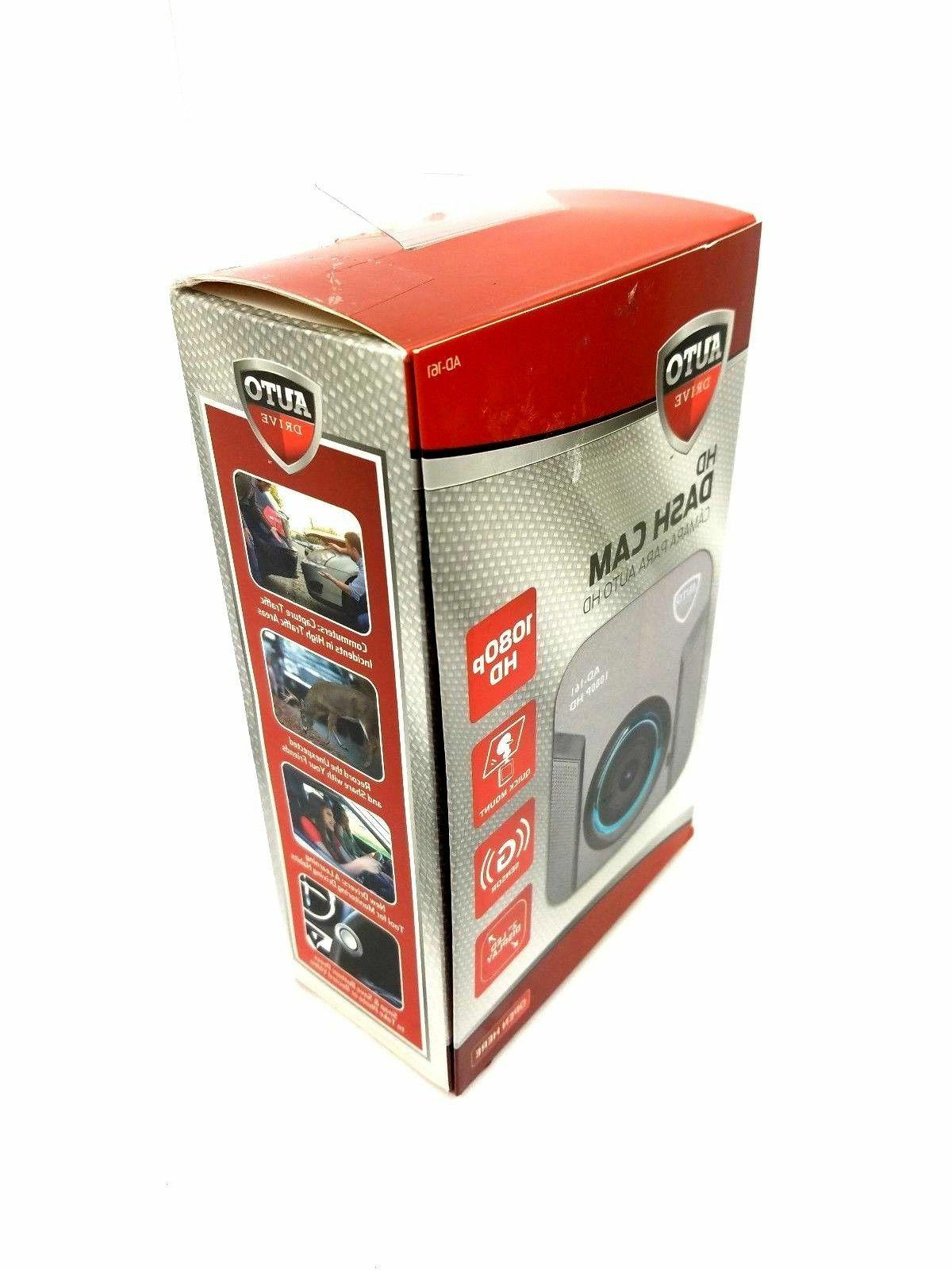 Brand New Auto Drive Snap and Save Button Dash Portable Car Electronics