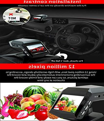 Full HD 1296P Wide Angle Dashboard,M100S Recorder,Parking Recorder