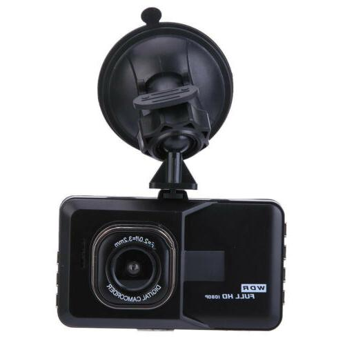 Car DVR Night Vision Camera Dash