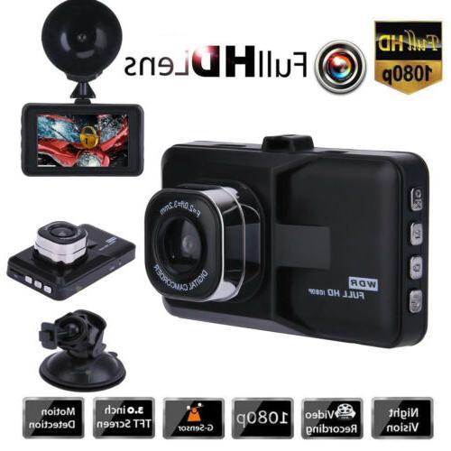 Car DVR Video Recorder Night Camera Dash Cam
