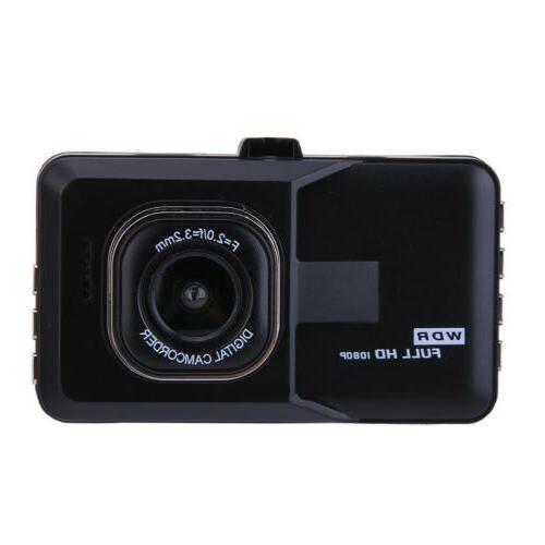 Car Night Sensor Camera Vehicle Dash Cam
