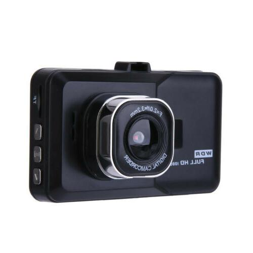 Night Vision Camera 1080P HD Dash Cam