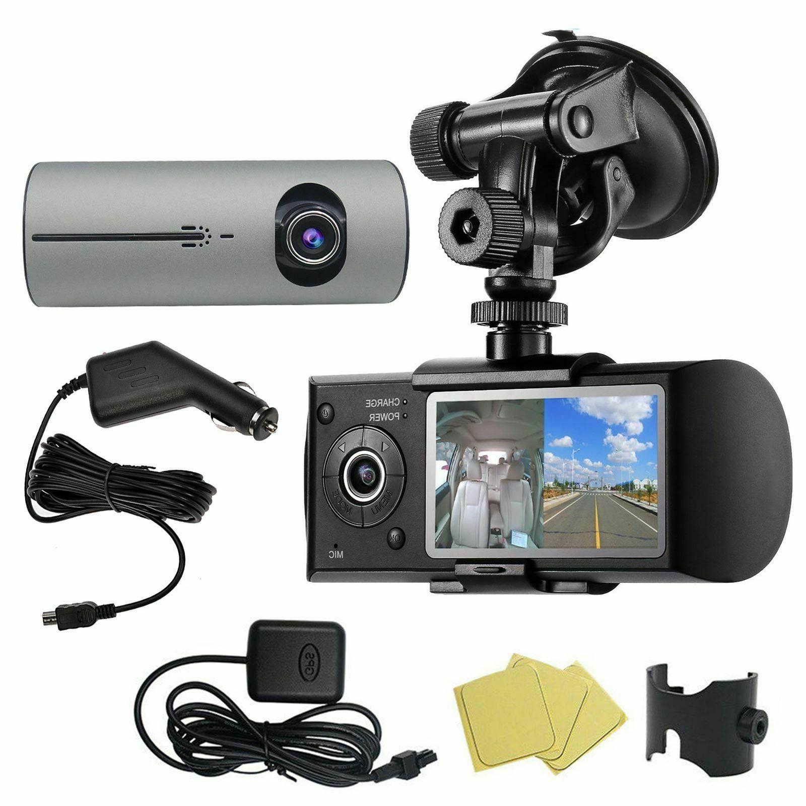 Car DVR Cam w/ Night