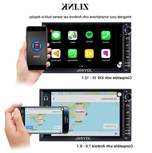 Car Stereo Double Din - JOYING Android 8 1