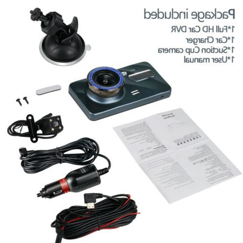 For Camera 1080p HD Dashboard Security Recorder