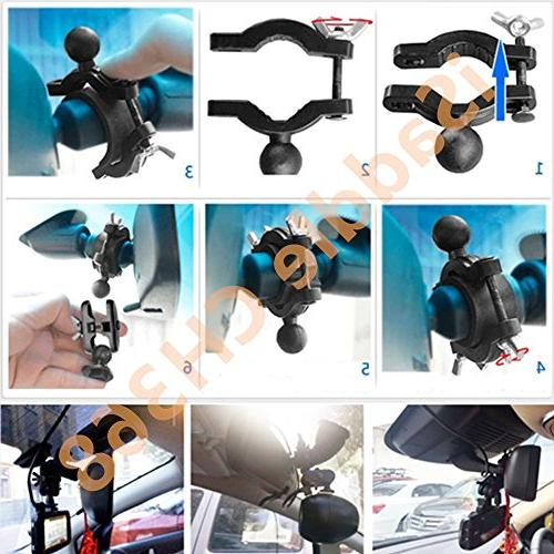 iSaddle Ulimate Rearview Mirror Dash Holder