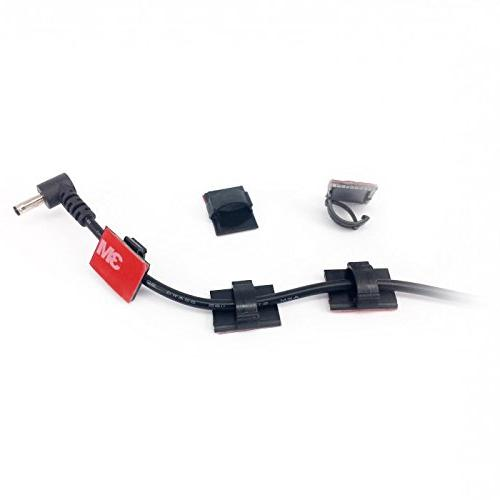3M CORDCLIPS Cord Secure Wires Your DASHCAM