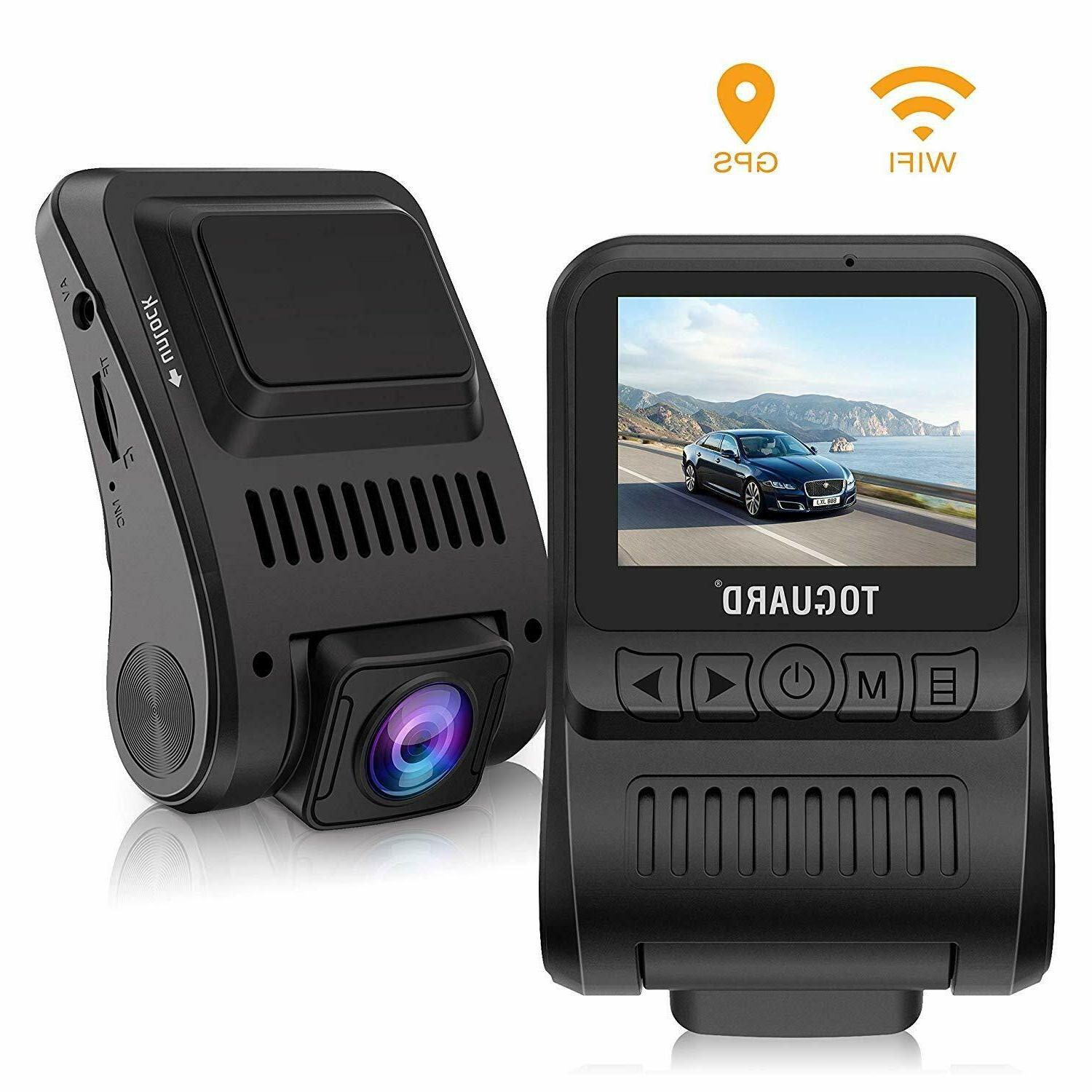 dash cam 4k wifi gps uhd dashboard