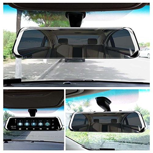Dash Full HD1920x1080P Rearview ADAS 10''IPS Vision Camera