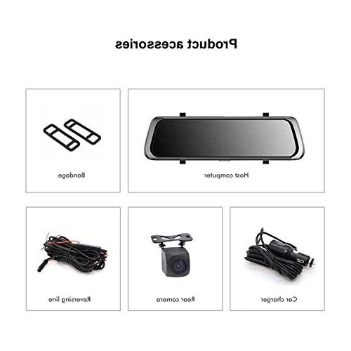 10''IPS 4G HD Vision Language Camera