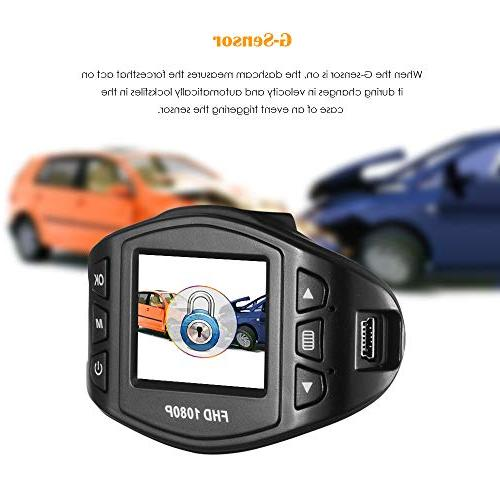 Acumen Dash Cam Cars with Video Recorder Dashboard Camera Loop Memory Included