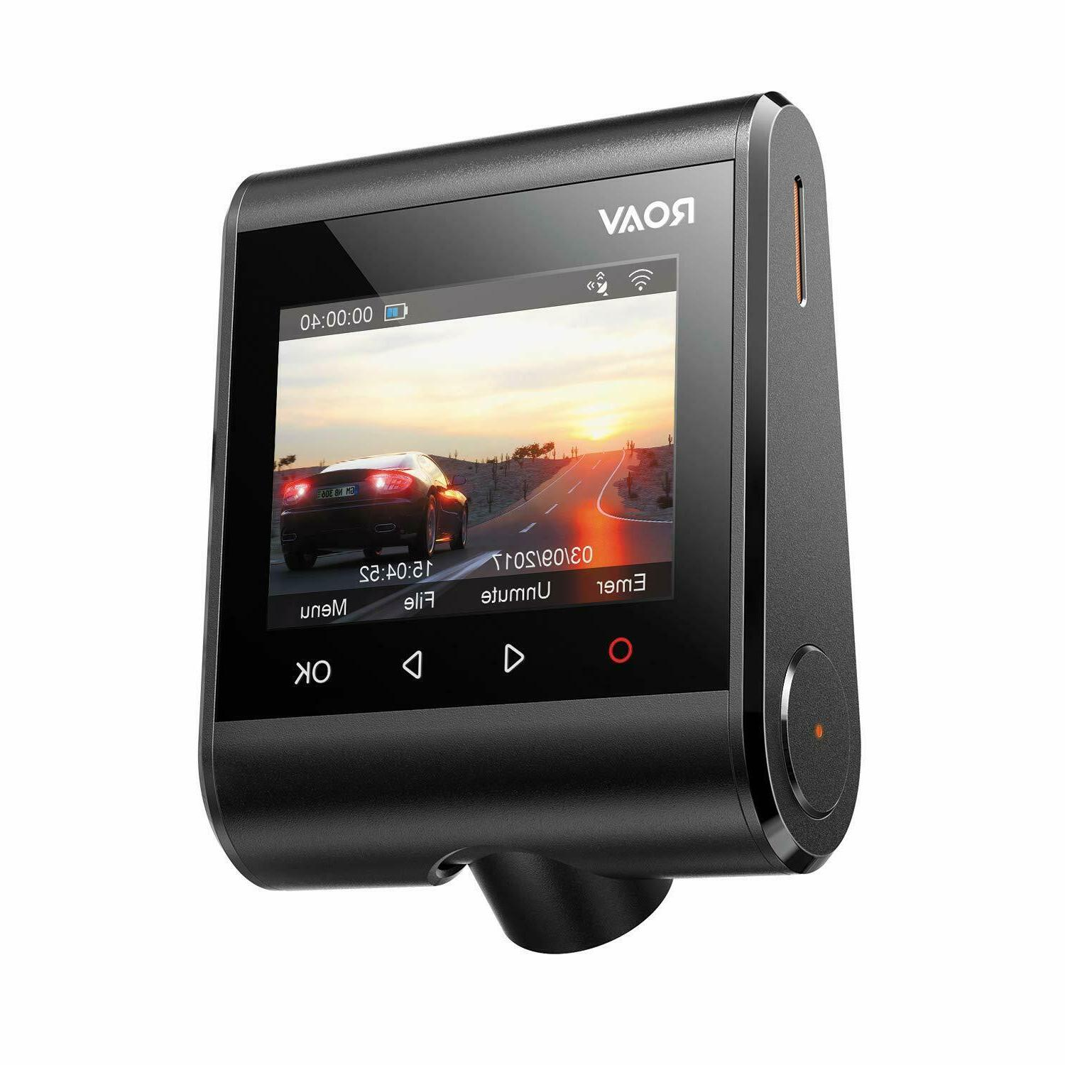 dash cam c1 pro 2k built in