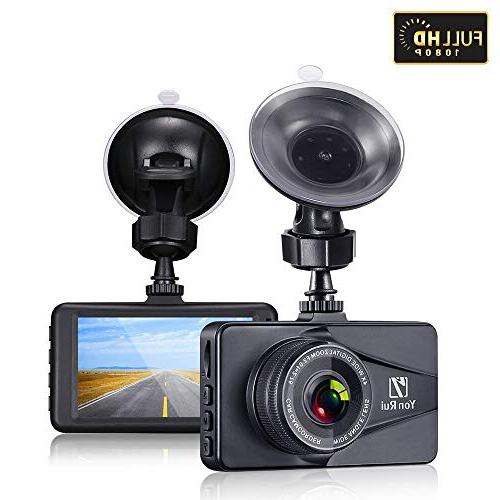 dash cam car dashboard