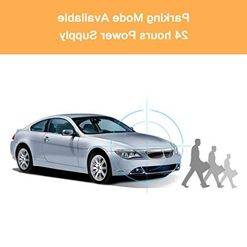 AUTO-VOX Dash 2A Hardwire Adapter to for X1 X2 A1 M6 M8 Pruveeo D700 G1W & USB Dashboard DVR 12.47ft