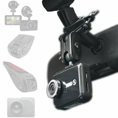 Dash Cam Mirror Mount - Fits Falcon F170HD,Rexing V1, Z-Edge