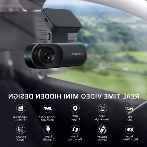 DDPAI Dash N3 Front Dash Cam 2K Cam Recorder Front
